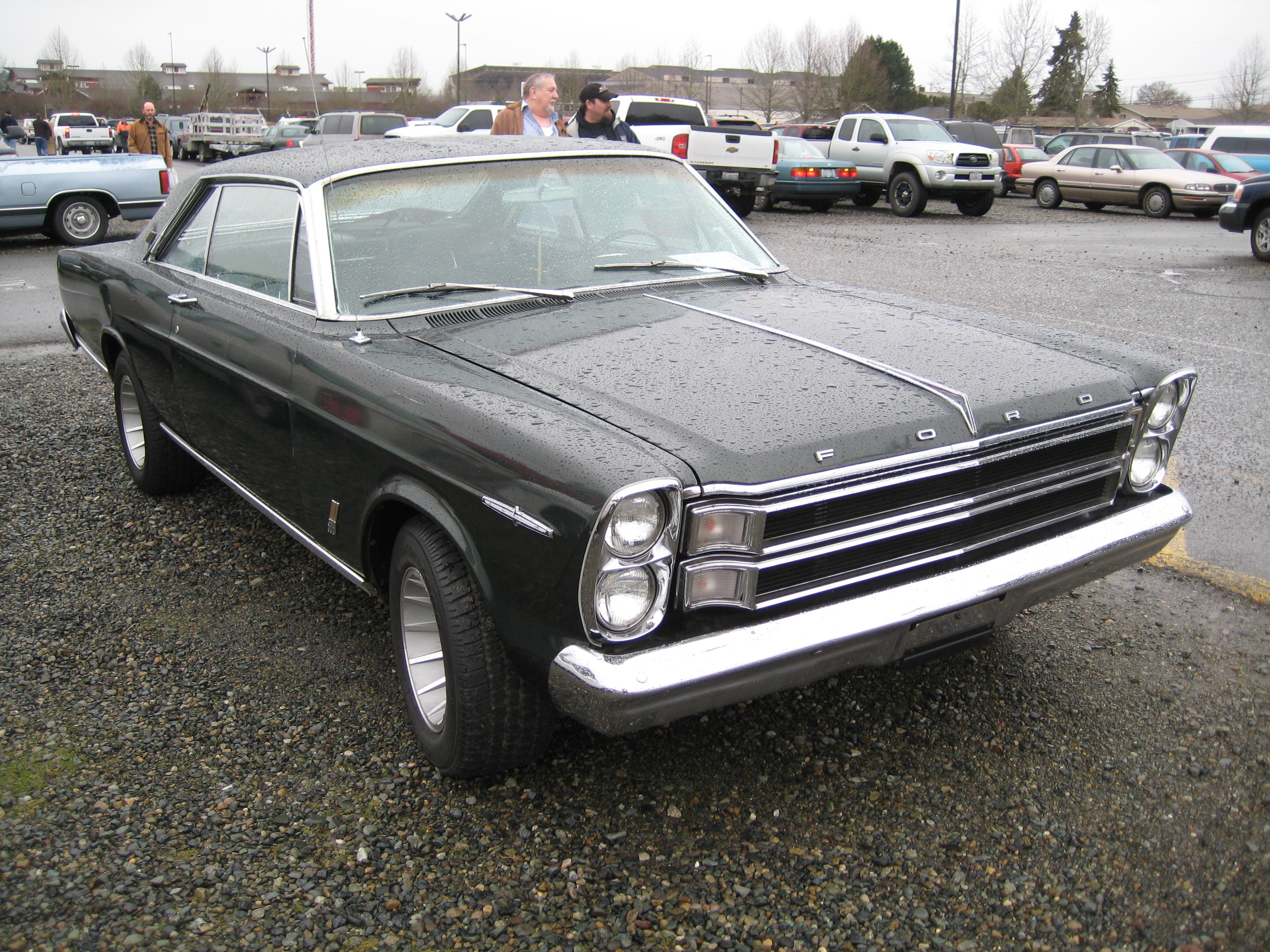 mega moto loudpop 1966 ford galaxie 500 xl via. Cars Review. Best American Auto & Cars Review