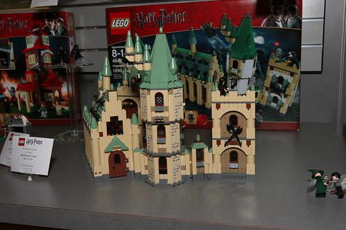 harry potter castle lego. view large. LEGO Toy Fair 2010