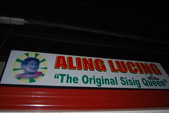 aling lucing's