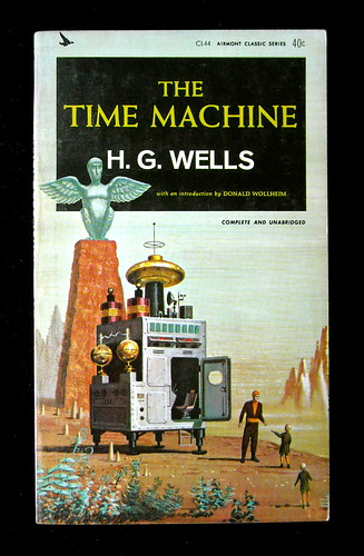 h. g. wells the time machine. HG Wells, The Time Machine