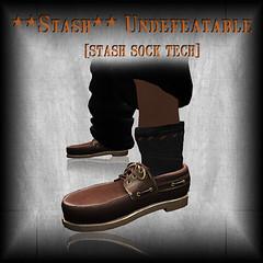 Stash Undefeatable [stash sock t