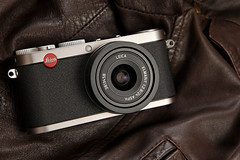 New toy. Leica X1 compact camera made in germany