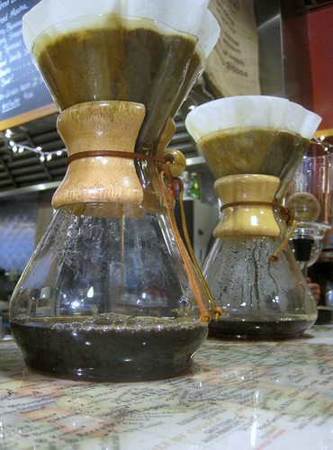 Seattle Coffee Works - 2 Chemex Brewers