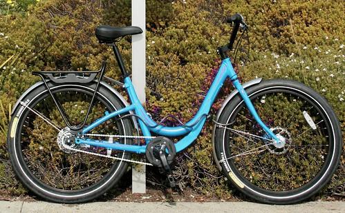 Urbana Bikes (blue)