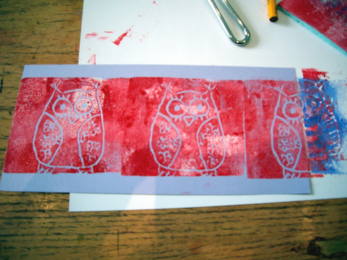 printing an owl 3