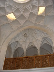 Kashan, Amiriiha House (2) (Prof. Mortel) Tags: iran kashan