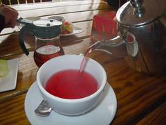 有機德國水果果粒茶(熱)