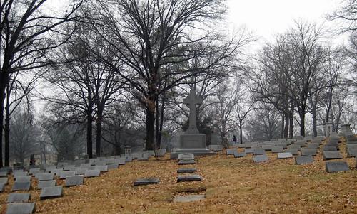 Priests' Graves