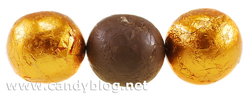 Florida Tropic Milk Chocolate Orange Balls