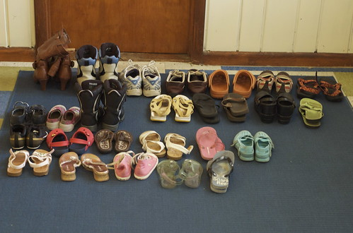 Shoe situation