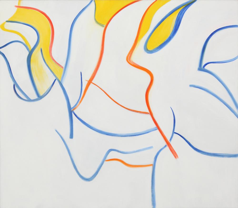 Willem de Kooning, 1985