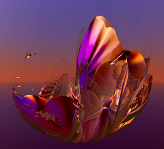 Treasures (freetoglow (Gloria)) Tags: sensational fractal visualart hypothetical incendia wowiekazowie eyecandyart photoartwork awardtree theperfectpinkdiamond colourmania