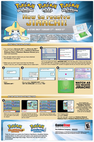 action replay codes jirachi