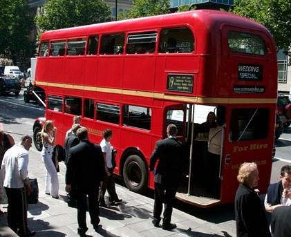 Bus Routemaster
