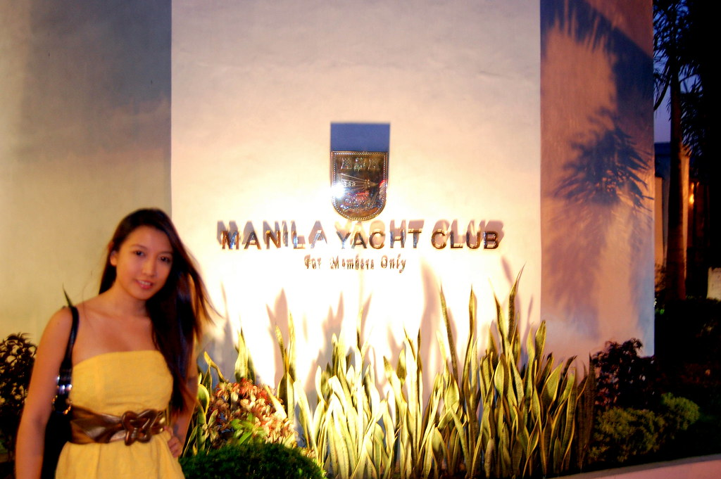 Docker's Event at Manila Yacht Club