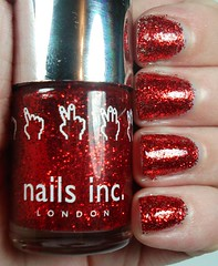 Nails Inc Trafalgar Square