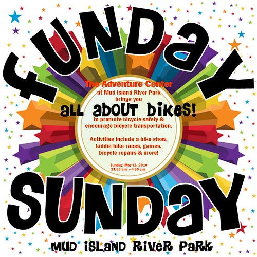 Funday Sunday - May Flyer