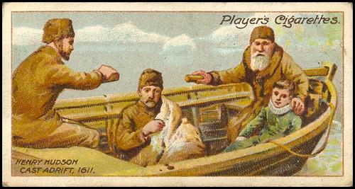 Henry Hudson Cast Adrift, 1911