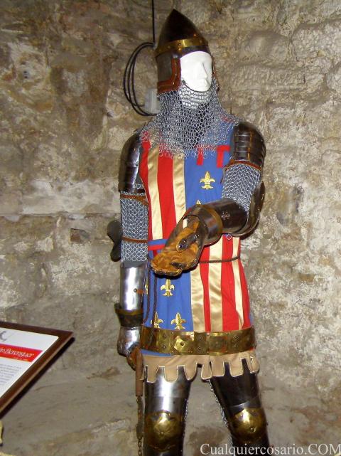 Armadura III - Ramón Berenguer