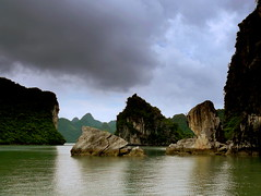 Majestic Ha Long Bay, Vietnam (Butch Osborne) Tags: ocean travel sea mountains water lumix southeastasia panasonic vietnam explore digitalcamera traveling 1001nights majestic dmc halongbay digitalphotography mustsee vitnam supershot hni explored madeexplore dmcfz50 panasonicdmcfz50 vnhhlong anawesomeshot  overseasadventuretravel cnghaxhichnghavitnam bucketlist  fabulousplanet phongcnhp