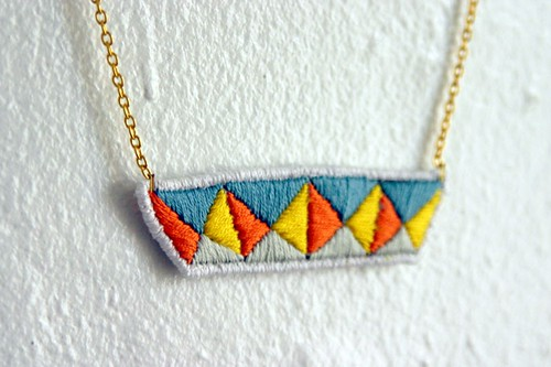 SPRINTHREAD NECKLACE