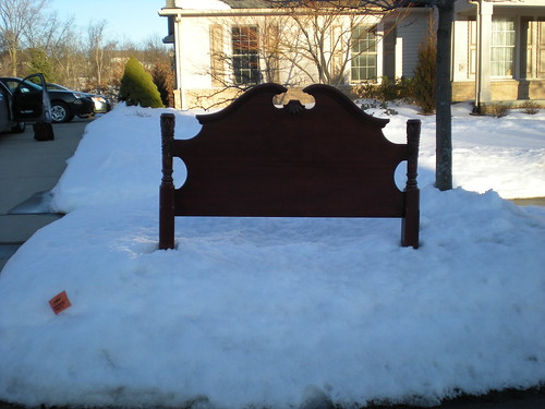 Headboard to the Curb