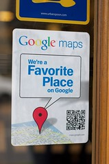 Google Places QR Code