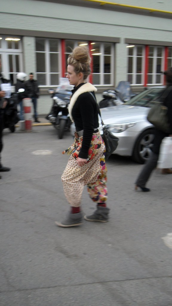 Paris Fashion Week: At Lanvin & Maison Martin Margiela Fall/10