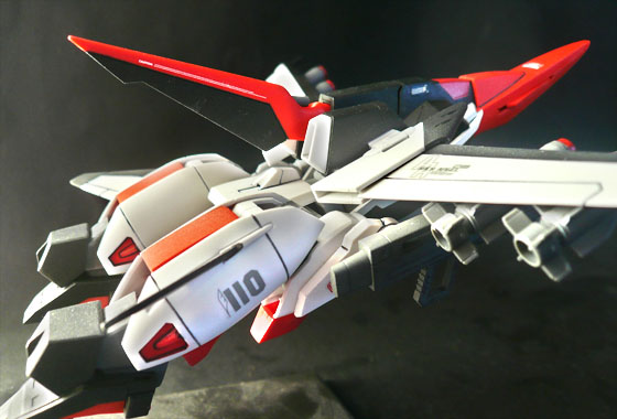 HG 1/144 MVF-M11C Murasame - Complete!