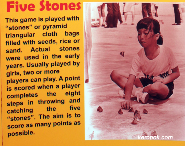 What is Five Stones?