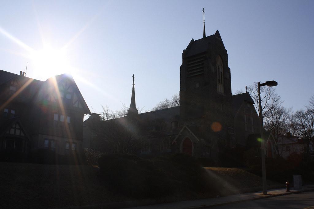 P church