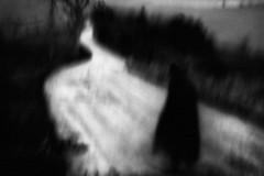 Golgotha (Effe.Effe) Tags: bw blur monochrome mood cross bn mosso