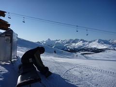 06March-Sunshine (MikeLawton) Tags: snowboarding banff sunshinevillage