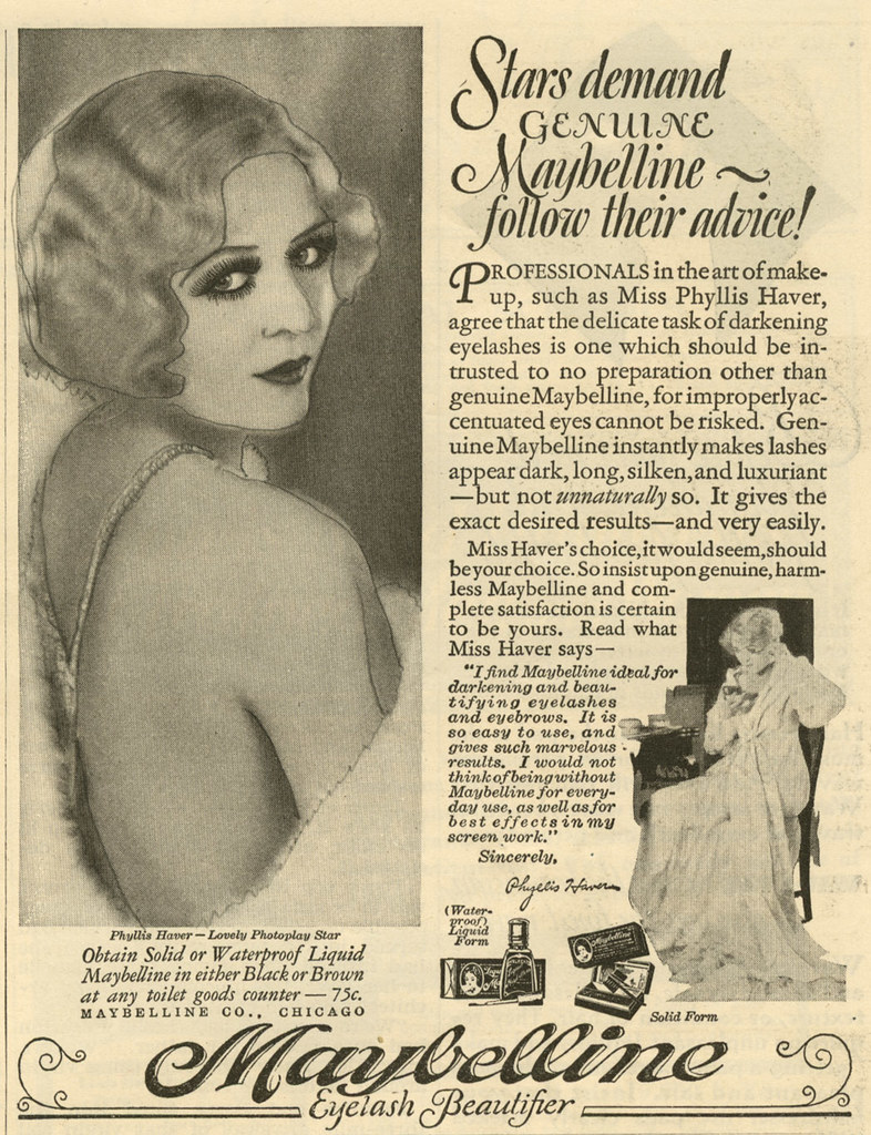 Maybelline_Phyllis Haver_tatteredandlost