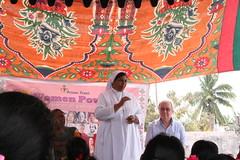 Sister's speech (helloIamAldo) Tags: india sister nun feminism tamilnadu pondicherry womensday femaleempowerment puducherry primetrust