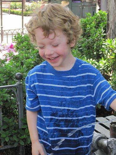 Jack laughing 2