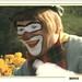 Le clown Bross. Animateur meneur de jeu. Les Clowns dans la tradition_Abeille & Lyna (Paris)