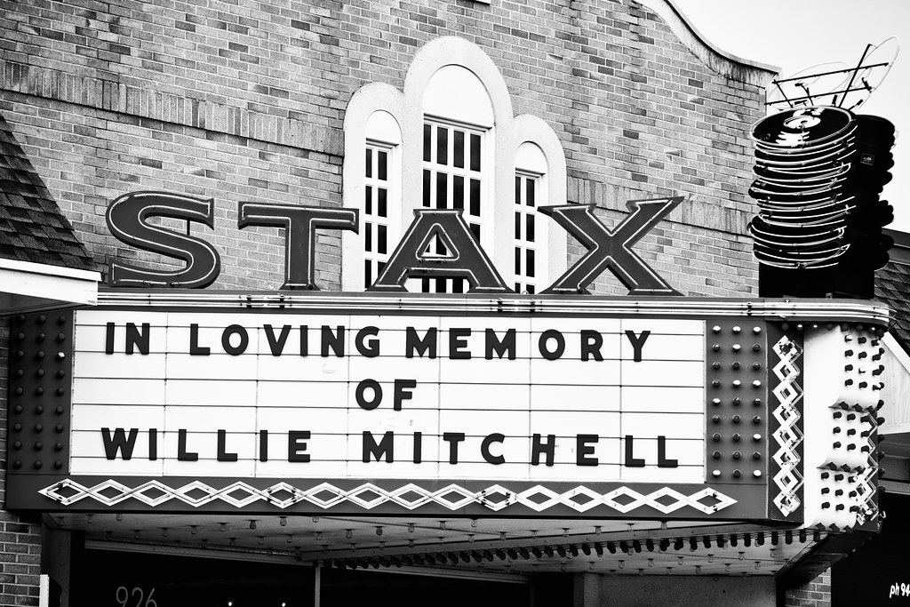 In Loving Memory of Willie Mitchell