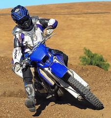 JBS_017800001f20-de (buffalo_jbs01) Tags: andy metcalf motorcycle yamaha d200 sbr wr450f wr450