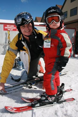 ski dudes