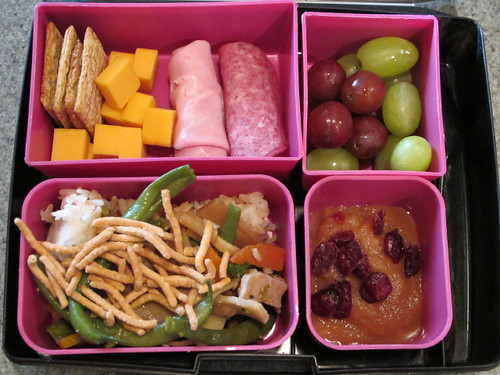Bento box lunch 2/23/10