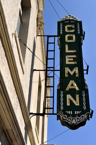 Coleman Theater in Miami
