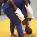 Combate de Judo Jose Camacho y Eduardo Santos