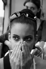 eyes (Maria Kappatou) Tags: blackwhitephotos