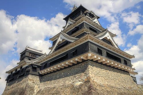 Kumamoto Castle HDR #4