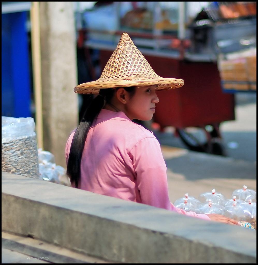Girl Style Myanmar.