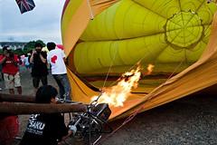 Hot Air Balloon Fiesta 2010 (3) (QooL / بنت شمس الدين) Tags: hotair balloon putrajaya qool 5102 qoolens fiesta2010