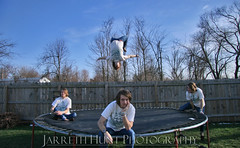 081/365 Trampoline Fun (Jarreth Hunt Photography) Tags: pink blue red orange white black color cute sexy green beautiful oneaday yellow photoshop canon hair outdoors photography rebel amazing blood fantastic eyes focus purple bright finger garage awesome parking smooth deep vivid best fisheye mo tokina glorious tip wonderous tips photoaday fancy button springfield 365 dye distillery yello kaleb hunt snazzy pictureaday outstanding bestest gourgeous project365 1017mm xti jarreth jarrethhuntphotography
