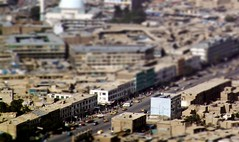I do like this whole tilt shifting fad