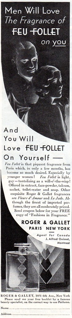 Men Will Love the Fragrance of Feu-Follet On You